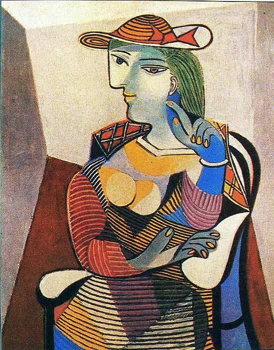 Picasso é reconhecido mundialmente por sua versatilidade, tendo criado milhares de trabalhos de todos os tipos de materiais. Além disso, é lembrado como o co-fundador do Cubismo, junto com Georges Braque