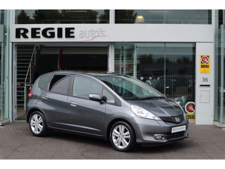 Honda Jazz  Description: Honda Jazz 1.4i Elegance Automaat Panorama  Price: 180.28  Meer informatie