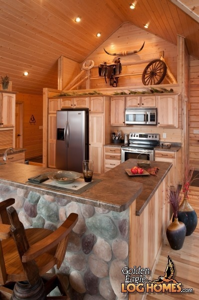 stylist design designer kitchens honesdale pa. The kitchen in Golden Eagle s North Carolina plan  22 best Dining Areas images on Pinterest Log houses Wood homes