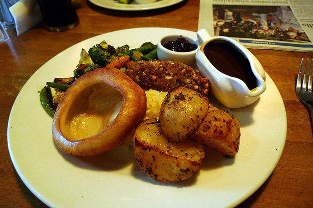"""""""Gravy"""" A savoury sauce that goes with roast dinners. In Lancashire, a savoury sauce that goes with EVERYTHING!"""