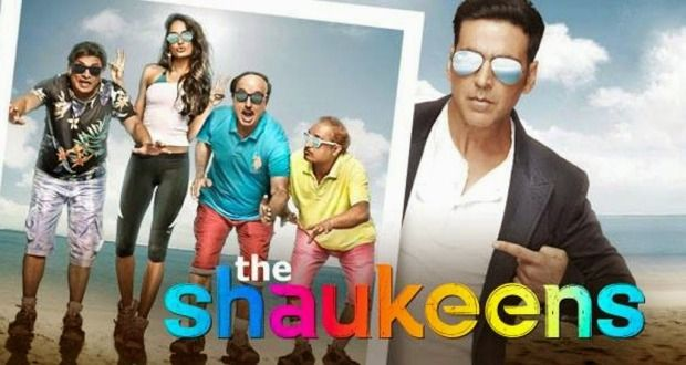 The Shaukeens movie 2014, Full HD Trailer, Watch Online, First Look of The Shaukeens movie 2014, Trailer of The Shaukeens Movie, The Shaukeens 2014 Trailer, The