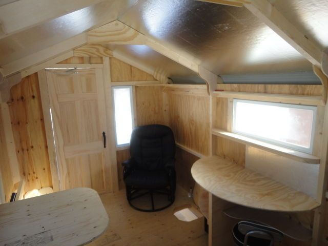 Kijiji New 8 X12 Ice Huts With Optional Interiors Ice
