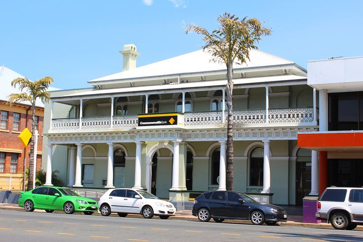 Colonial / Federation style building, Mackay | Flickr - Photo Sharing!