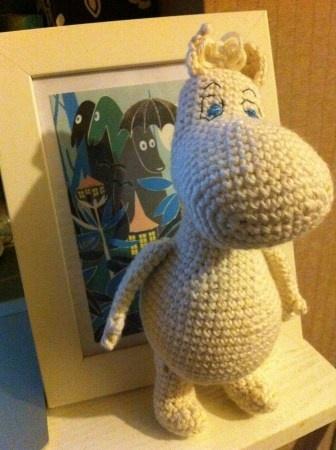 Amigurumi Moomintroll – FREE PATTERN woo yeah, free! « samigurumi