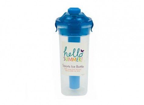 Sticla Hello Summer - Mindblower Cadouri pentru sportivi care aduc racoarea si sting setea instant.