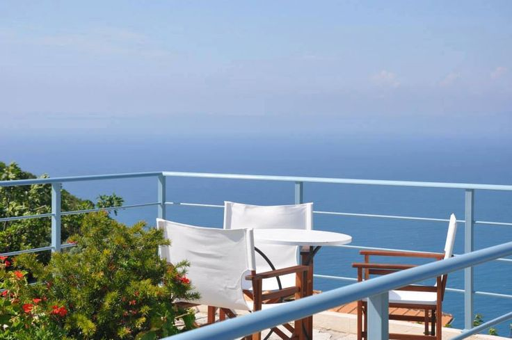 The absolute blue from Mira Resort Maisonettes