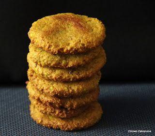 Zdrowo zakręcona: Proste i szybkie ciastka pistacjowo-migdałowe. Bezzbożowe! Tylko 4 składniki!