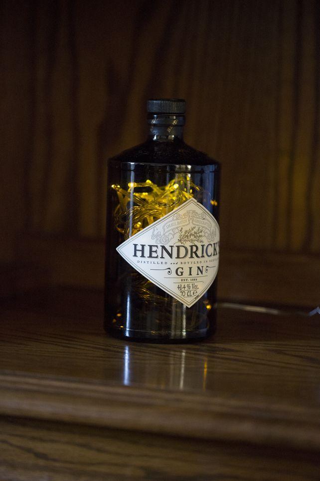 how to make a hendricks gin and tonic