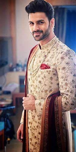 Loking for a stylish and trendy sherwani?  Visit Shaadibag today and connect with a myraid of wedding apparel vendors  #Groom #Weddings #WeddingDress #Shaadibag