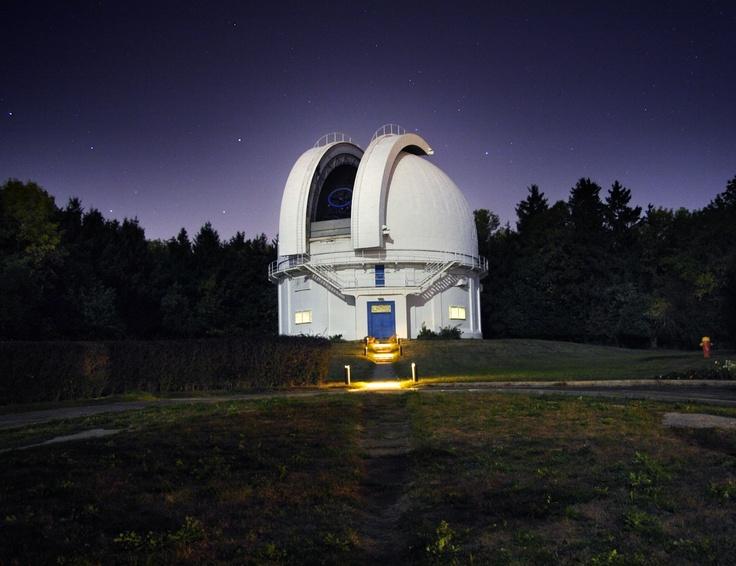 David Dunlap Observatory - Richmond Hill, Ontario