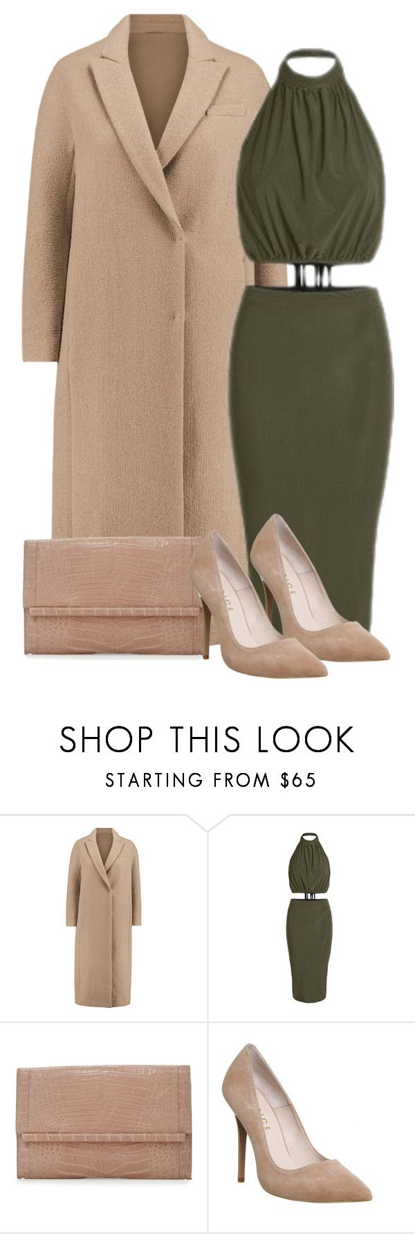 """Untitled #398"" by gabririixx ❤ liked on Polyvore featuring Brunello Cucinelli, Nancy Gonzalez, Office, women's clothing, women, female, woman, misses and juniors"