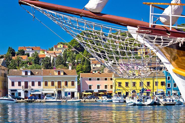 The island of Losinj is situated in the Kvarner region and in the past, it used to form a unique island together with the island of Cres. With the arrival of Romans, however, the artificial channel was dug between the two, and the islands today are connected by a small bridge. The biggest towns... - https://www.welcome-to-croatia.com/holiday-destinations/the-island-of-losinj/