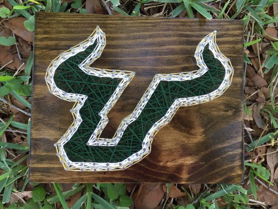 Made To Order  USF University of South Florida by StringSimply
