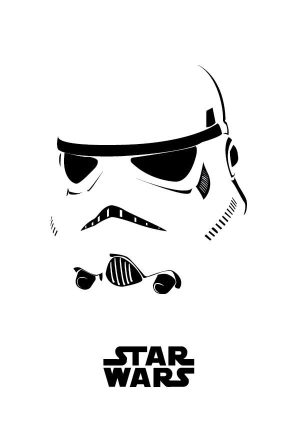 Who doesn't love Star Wars? This is a tribute project to the character that i personally love. Please do enjoy, thank you.
