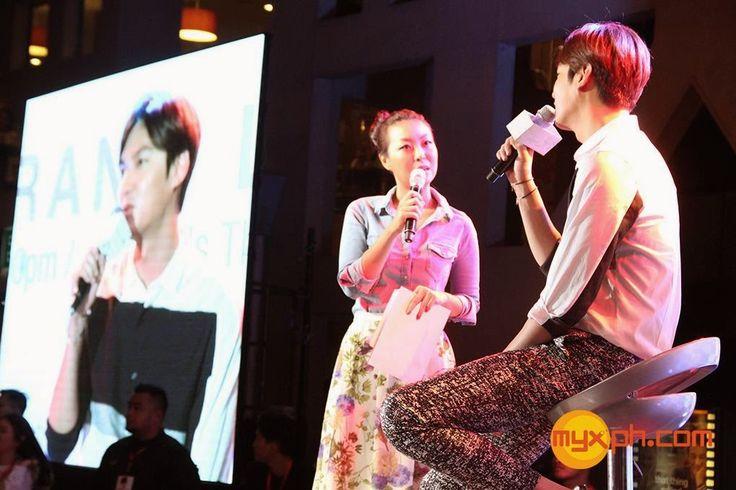 The Imaginary World of Monika: Kyochon Chicken Grand Opening Fun Meet Event Manila, Philippines - 24.02.2015
