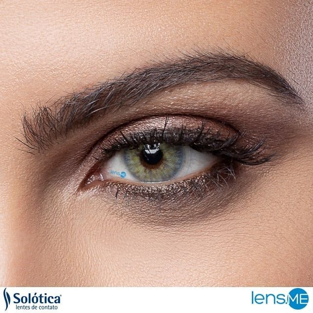 A Close Up Look Of The New Solotica Hidrocor Rio Ipanema On Dark Brown Eyes Get This Eye Color Exclusi Contact Lenses Colored Colored Contacts Dark Brown Eyes