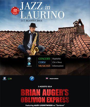 Jazz in Laurino XII Edizione dal 3 al 7 agosto 2014 #cilento #laurino #jazz #jazzmusic #events http://www.portarosa.it/jazz-in-laurino-xii-edizione-dal-3-al-7-agosto-2014.html