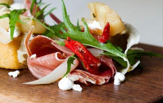 Dinner Menu - Starters & Entrees | Hawksworth Restaurant