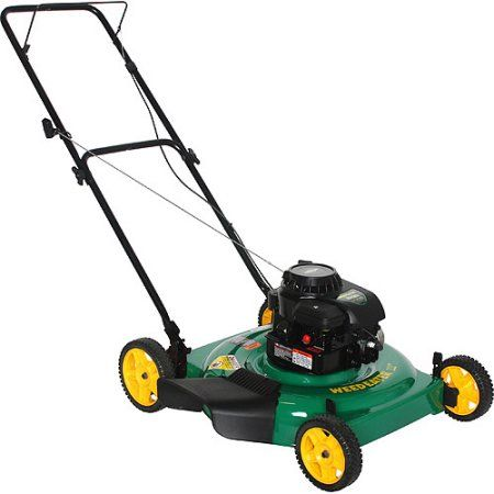 """Weed Eater 500 Series 22"""" Side Discharge Mulching Gas Lawn Mower (Not for Sale in CA)"""
