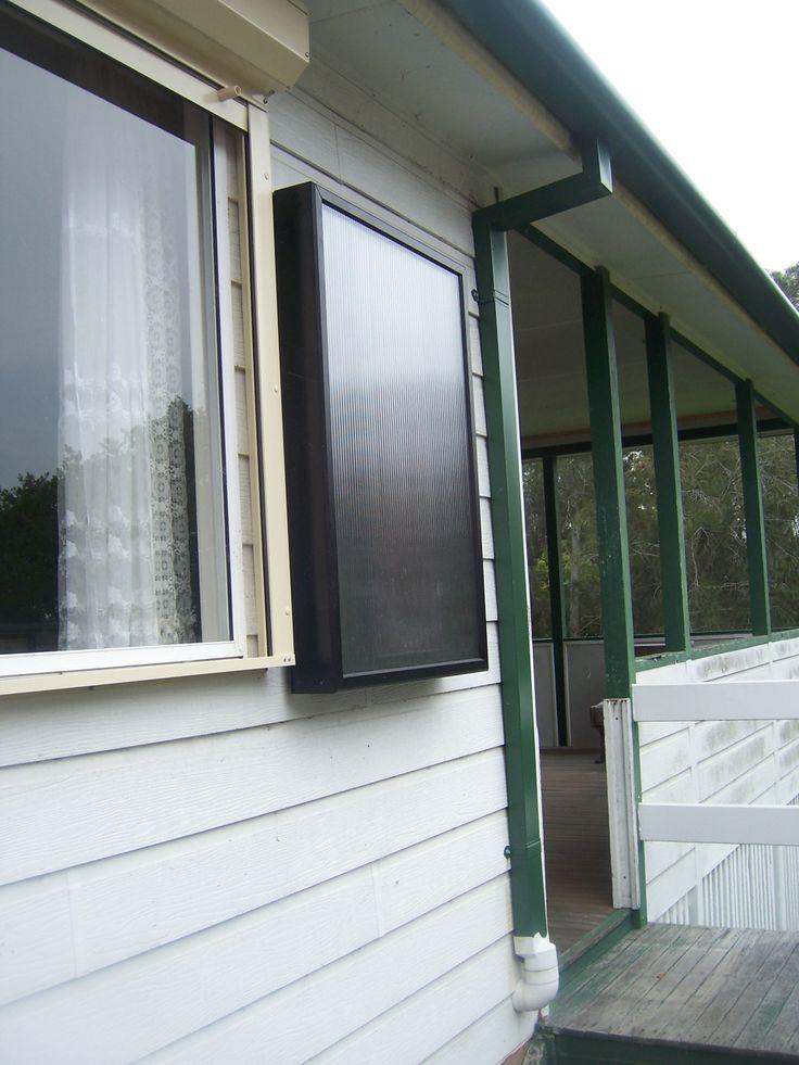 Kitchen heat, bacteria free healthy air. Bensville, NSW. #solarventi #solarventiau
