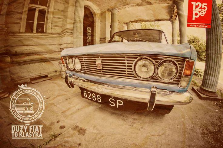 125pe / 125p / Polish Fiat 125p / FSO