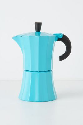 Think I like this colour better!    Fresh Start Coffee Maker