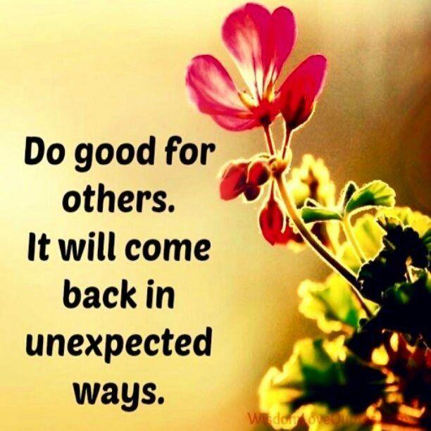 ♥️♥️♥️ Be kind to everyone you meet!