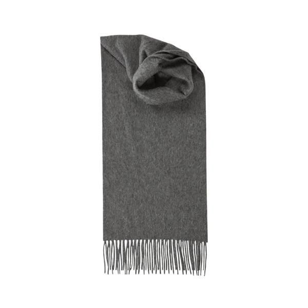Wool Scarf in Grey