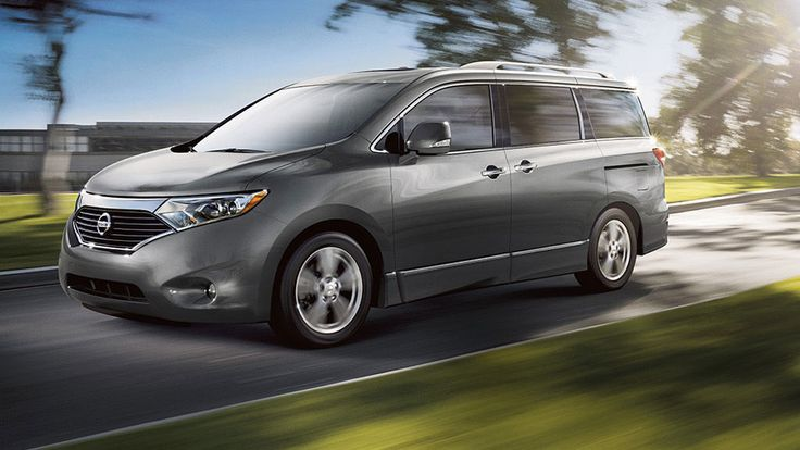 2014 Nissan Quest Mom Dad Meet Your Backup Nissan Quest Mini Van Nissan