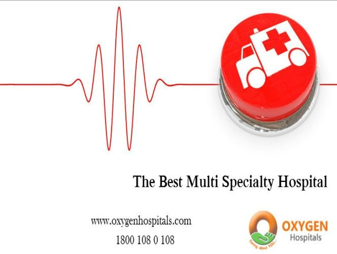 The best Multi Speciality #Hospital Hyderabad. www.oxygenhospitals.com