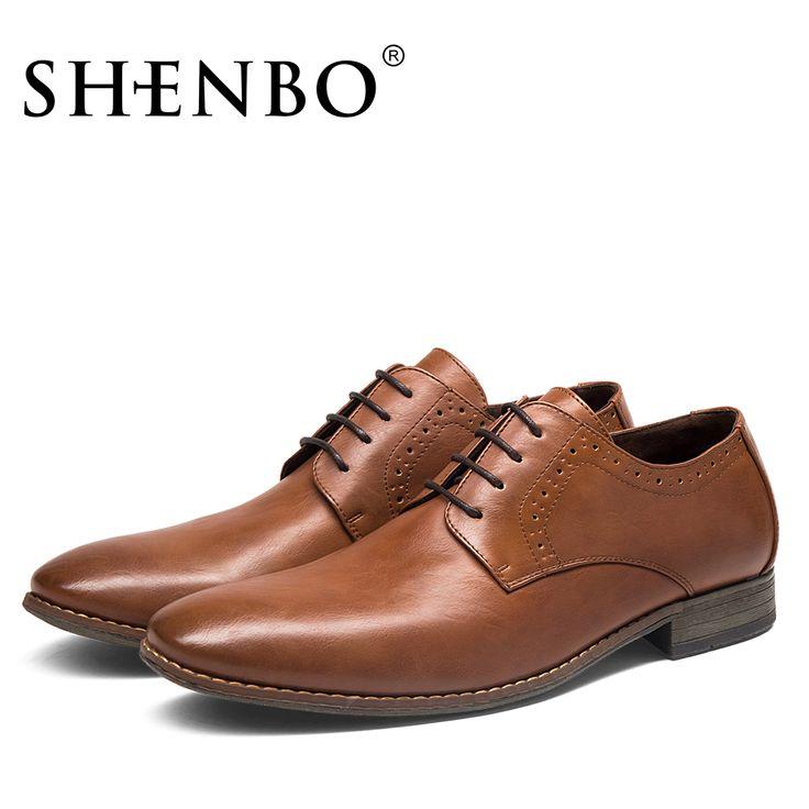 https://buy18eshop.com/shenbo-brand-brown-men-dress-shoes-high-quality-fashion-oxford-oxford-shoes-for-men/  SHENBO Brand Brown Men Dress Shoes, High Quality Fashion Oxford, Oxford Shoes For Men   //Price: $52.66 & FREE Shipping //     #GAMES