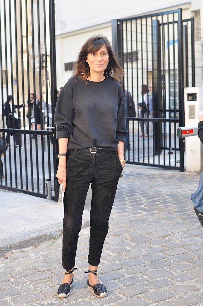 Emmanuelle Alt Style Du Monde: 17 Best Images About Emmanuelle Alt Style On Pinterest
