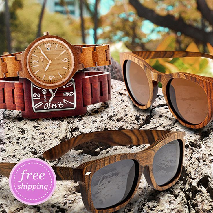 Take a look at the EARTH wood watches | Women event on zulily today!
