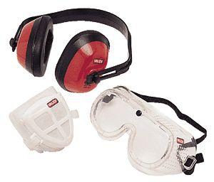 Kit 3 protezioni cuffia maschera ed occhiali ...corri su www.iltuomondo.com
