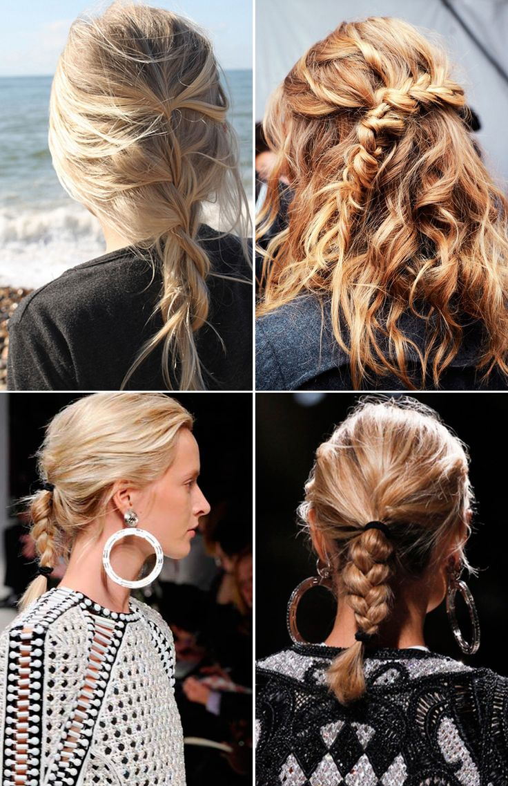Beauty: Braids Inspiration