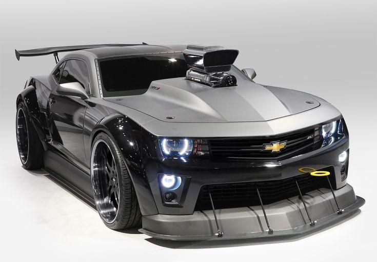 Para celebrar a chegada da animação (3D) Turbo, a GM exibiu, na abertura do Salão de Chicago (EUA), o Chevrolet Camaro Turbo. O carro foi criado especialmente para promover a animação da DreamWorks…