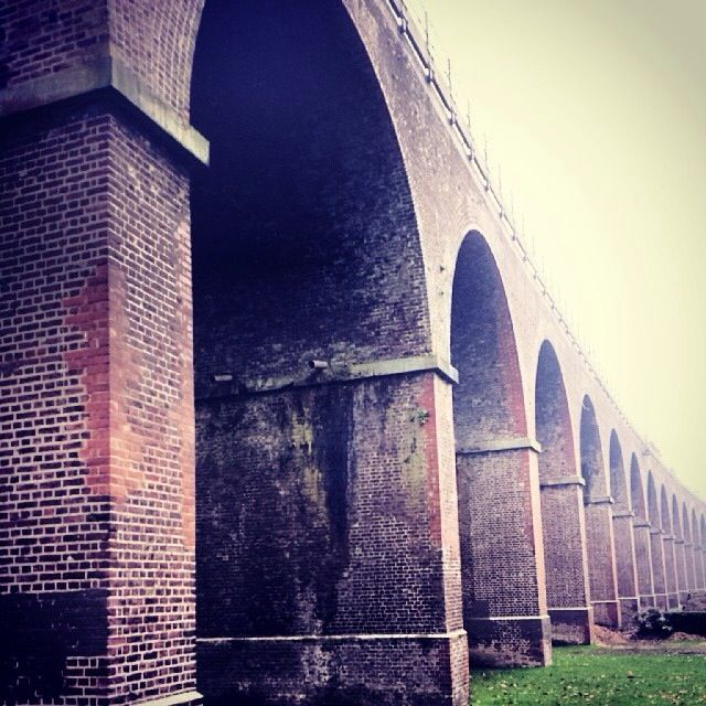 Our majestic railway viaduct #Chelmsford #Essex #Logotag