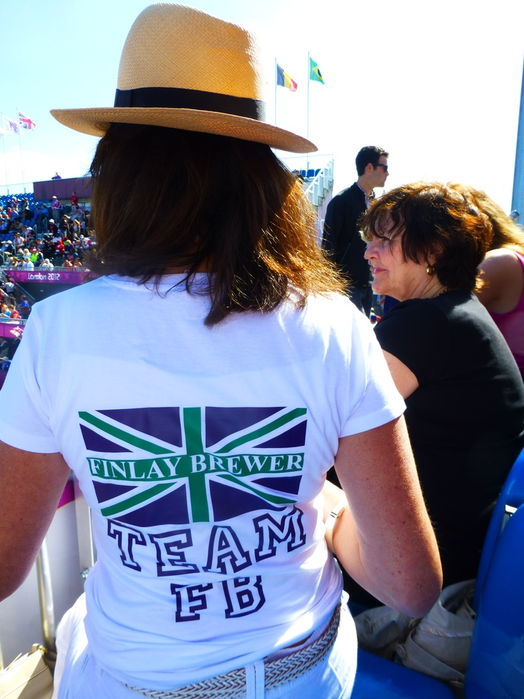 Team GB @ the tennis