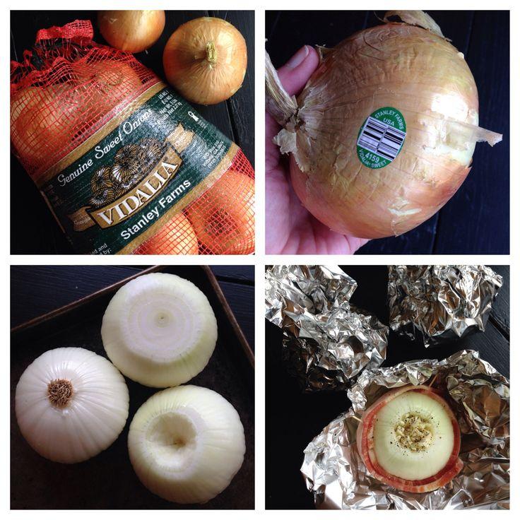 Sweet Vidalia Onion and Bacon Packets - afarmgirlsdabbles.com #vidalia #onion #bacon