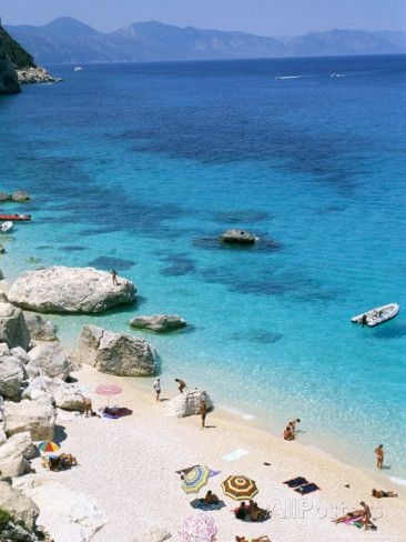 Cala Goloritze, Cala Gonone, Golfe Di Orosei (Orosei Gulf), Island of Sardinia…