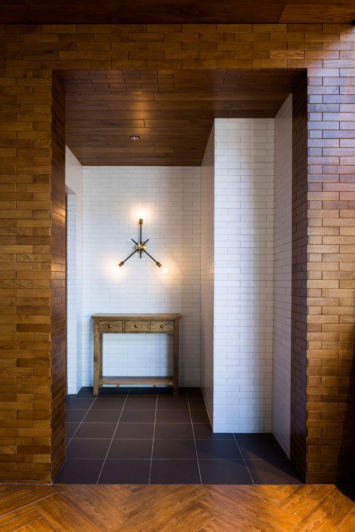 42 best Retro interiors images on Pinterest Interiors - wand laminat küche