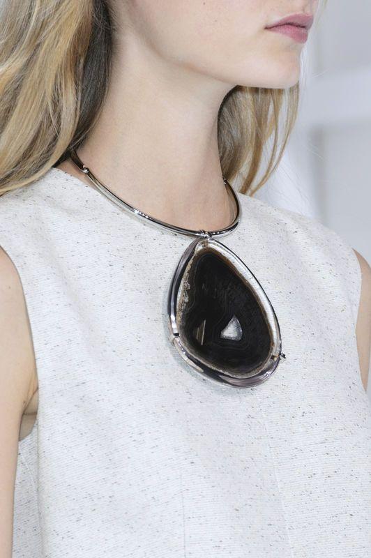 Modna biżuteria [wiosna-lato 2016], Hermès, fot. Imaxtree