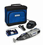 Dremel 8200-1/35 Cordless Multitool Li-Ion (10.8 V), 1 Attachment, 35 Accessories by Dremel  (133)Buy new:  £99.99  £95.55 8 used & new from £95.55(Visit the Bestsellers in Home & Garden list for authoritative information on this product's current rank.) Amazon.co.uk: Bestsellers in Home & Garden...