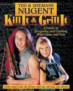 Ted Nugent shares his favorite recipes for such exotic fare as wild boar, pheasant, buffalo, and venison. The cookbook is filled with hunting anecdotes, detailed instructions on cleaning and dressing