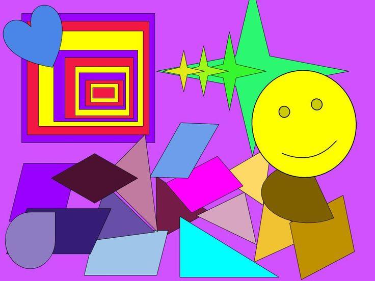 Ejercicio 2.1 La canción que oía mientras hacía este ejercicio está inspirada, desde mi punto de vista, en los años 60 y 70. De ahí la variedad de colores, que me recuerda a las ropas coloridas que se solían llevar en esa época.