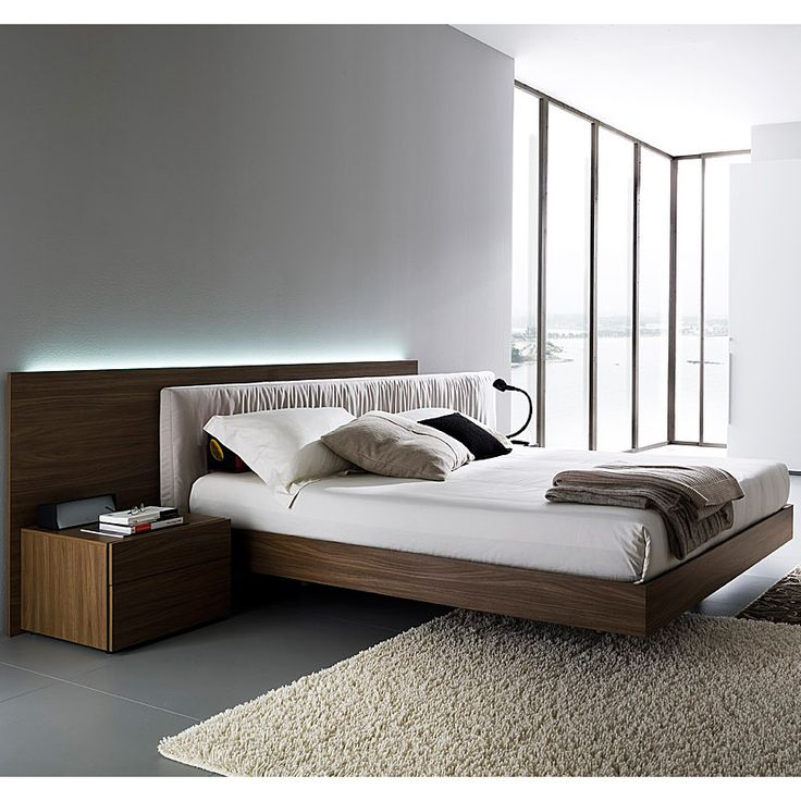 Floating Beds Unique Best 25 Floating Bed Frame Ideas On Pinterest  Diy Bed Frame Inspiration