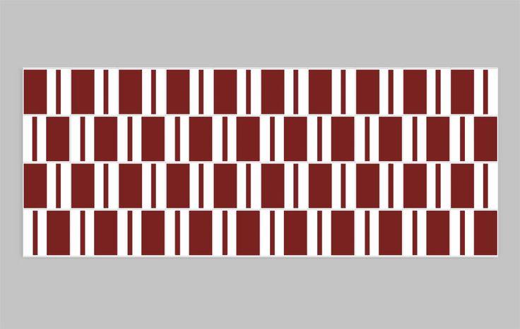 Lurca Azulejos   Tebas Burgundy - Ceramic Tile // Azulejo - Tebas Vinho // Shop Online http://www.lurca.com.br/  #azulejos #azulejosdecorados #revestimentos #arquitetura #interiores #decor #design #sala #reforma #decoracao #geometria #casa #ceramica #architecture #decoration #decorate #style #home #homedecor #tiles #ceramictiles #homemade
