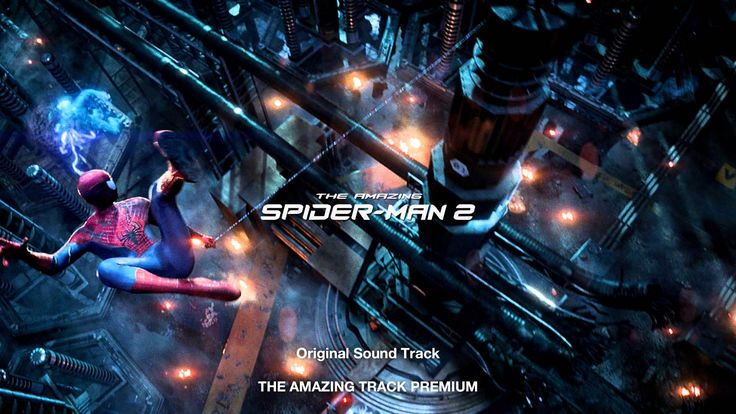 The Amazing Spider-man 2 OST - Cold War
