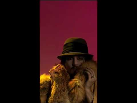 """Johnny Depp From Robert Wilson's """"Voom Portraits"""" series."""