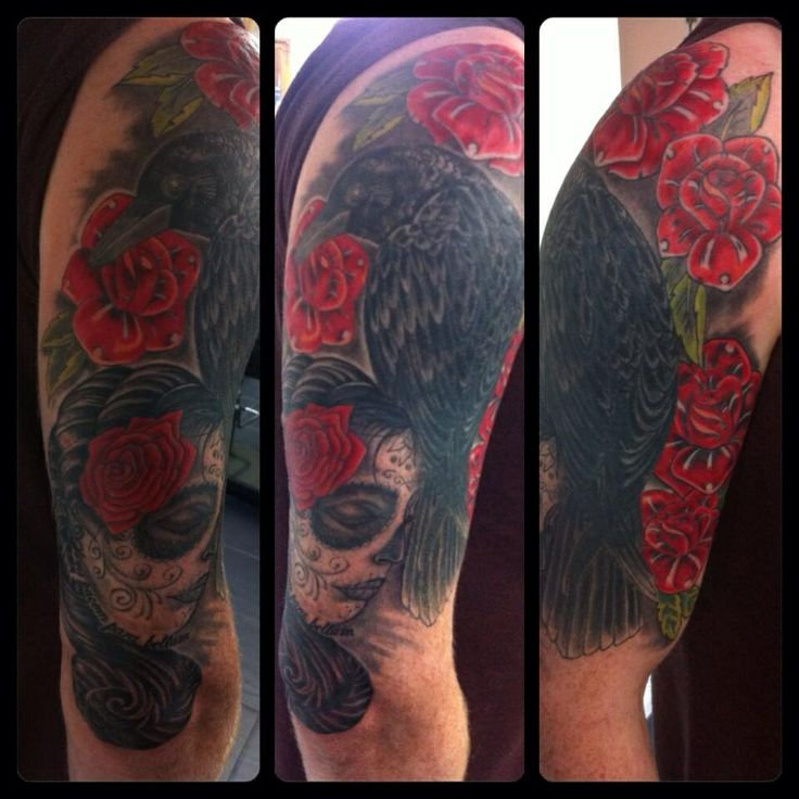 Image Result For Arm Tattoos Day Of The Deada